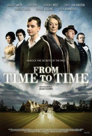 Постер к фильму Из времени во время