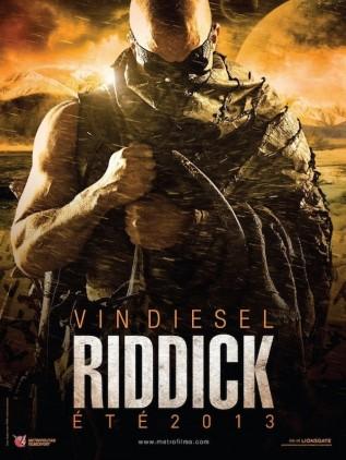 Постер к фильму Риддик 3D / Хроники Риддика 2