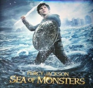Постер к фильму Перси Джексон: Море чудовищ