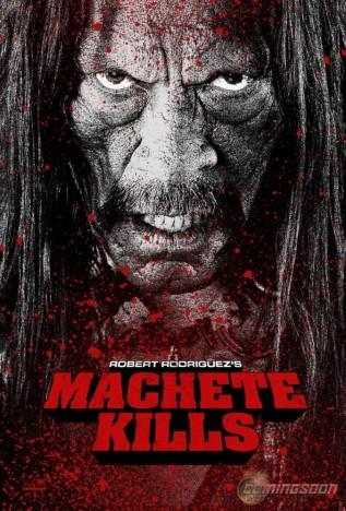 Постер к фильму Мачете убивает